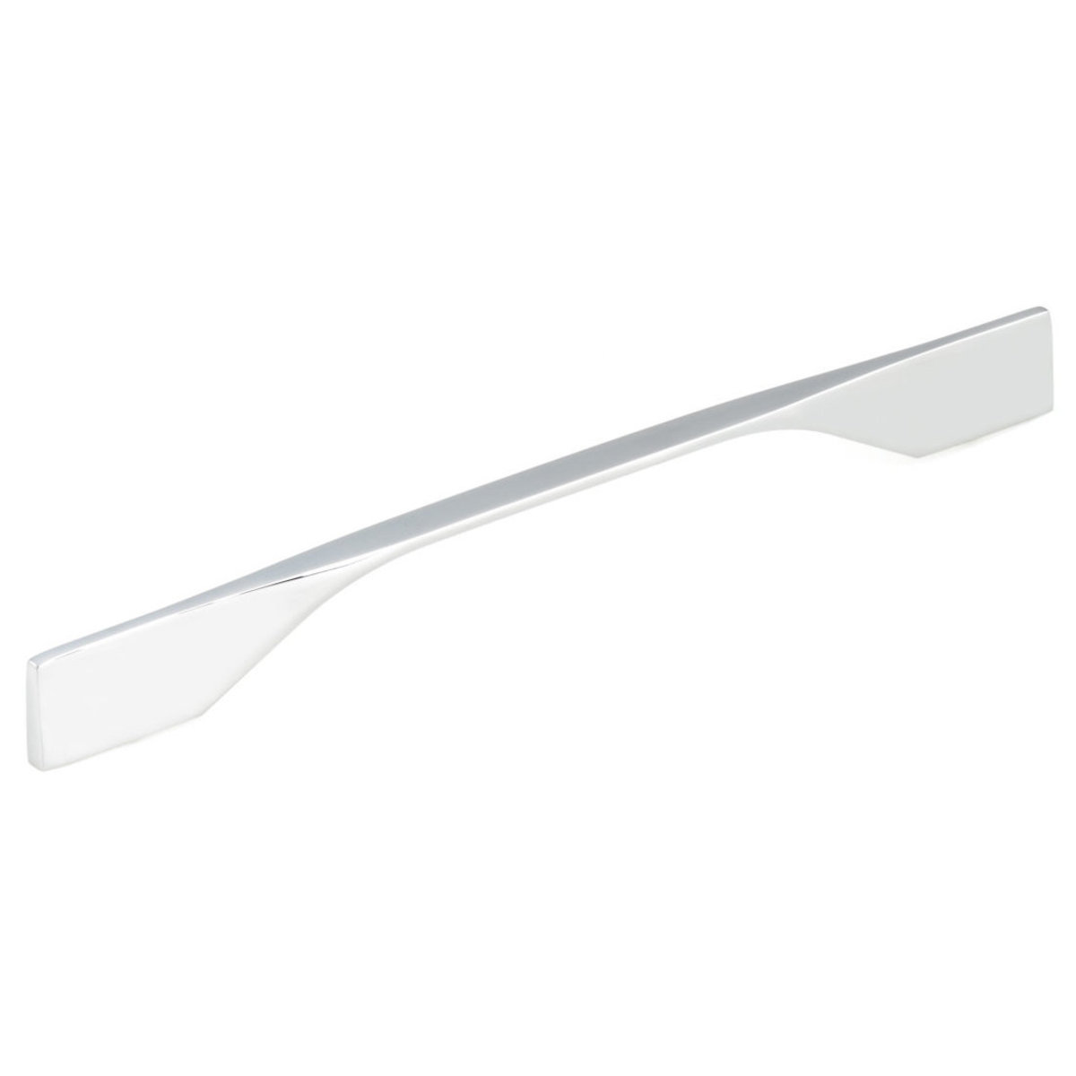 """View a Larger Image of Contemporary Pull, 8-13/16"""" to 10-1/8"""" Center-to-Center, Chrome"""