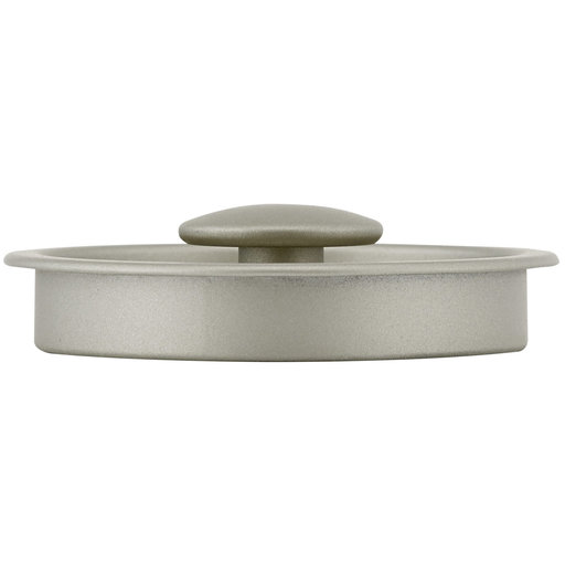 """View a Larger Image of Contemporary Recessed Pull, 2-9/16"""" D, Metallic Nickel"""