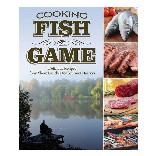 View a Larger Image of Cooking Fish & Game
