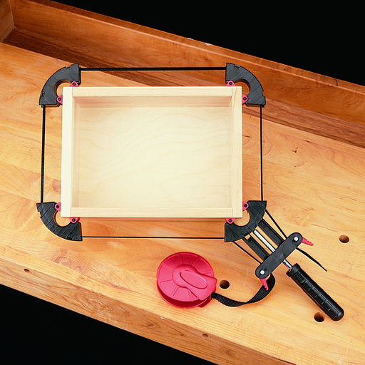 View a Larger Image of Corner Band Clamp