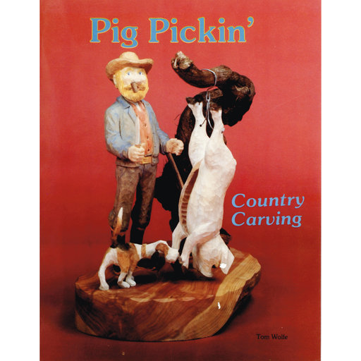 View a Larger Image of Country Carving (Pig Pickin')