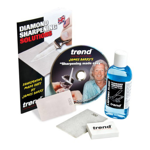 View a Larger Image of Credit Card Sharpener Kit Complete