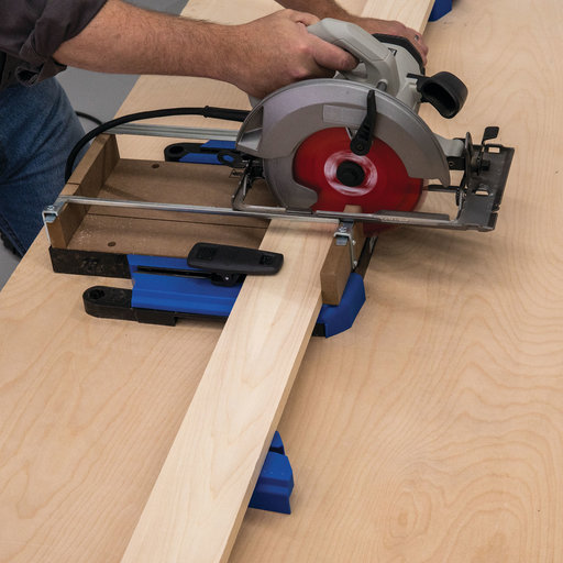 View a Larger Image of Crosscut Station For Circular Saw