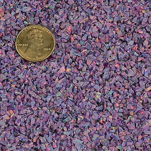 View a Larger Image of Cultured Opal Inlay, Confetti 2 grams
