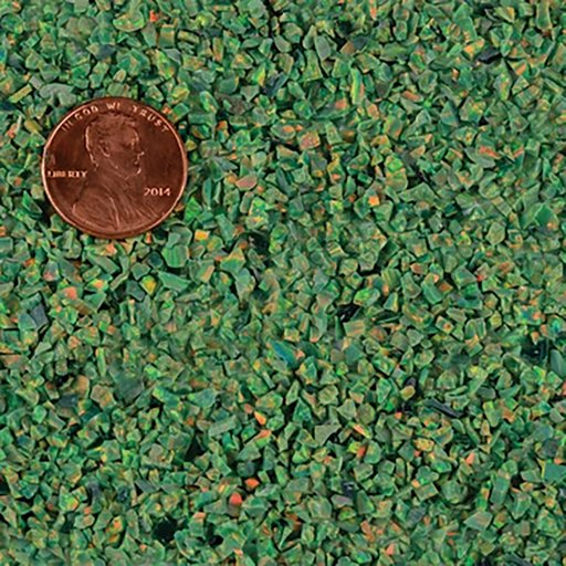 View a Larger Image of Cultured Opal Inlay, Viper 2 grams