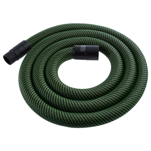 View a Larger Image of D36/32 x 3.5m Antistatic Smooth Dust Extractor Hose