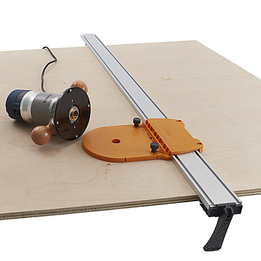 """View a Larger Image of Dado Guide and 50"""" WTX Clamp Edge Combo 543055K"""