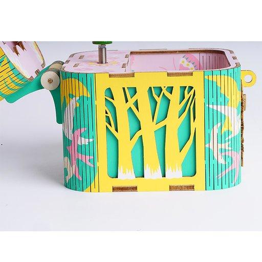 View a Larger Image of Dancing Ballerina Music Box Kit