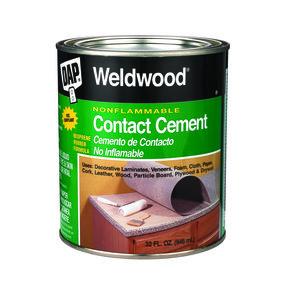 DAP Weldwood Nonflammable Contact Cement Qt