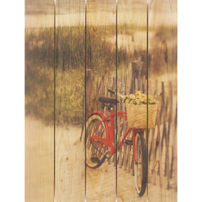 Special Delivery 28x36 Wood Art