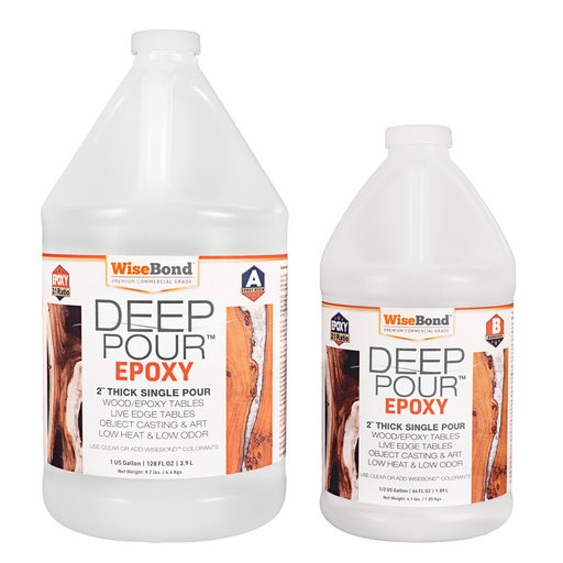 View a Larger Image of DeckWise Epoxy, A and B, 1-1/2-Gallon Kit