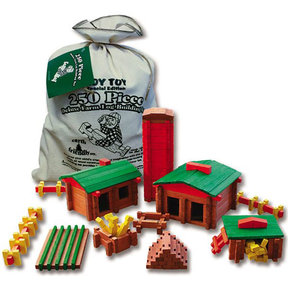 Deluxe 250 piece Farm Set