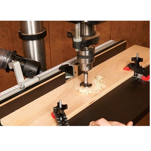 View a Larger Image of Deluxe Drill Press Fence