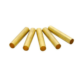 Detachable Key Ring Replacement Tubes 5-Piece
