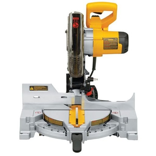 """View a Larger Image of 10"""" Compound Miter Saw, Single Bevel, Model DW713"""