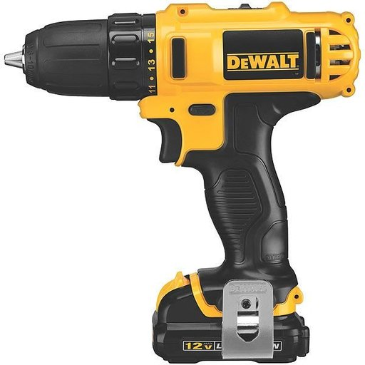 """View a Larger Image of 12V MAX Drill Driver Kit, 3/8"""", Model DCD710S2"""