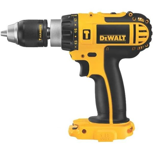 """View a Larger Image of 18V 1/2"""" Cordless Compact Li-Ion Hammerdrill - Tool Only, Model DCD775B"""