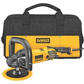 """7""""/9"""" Variable Speed Polisher with Soft Start, Model DWP849X"""