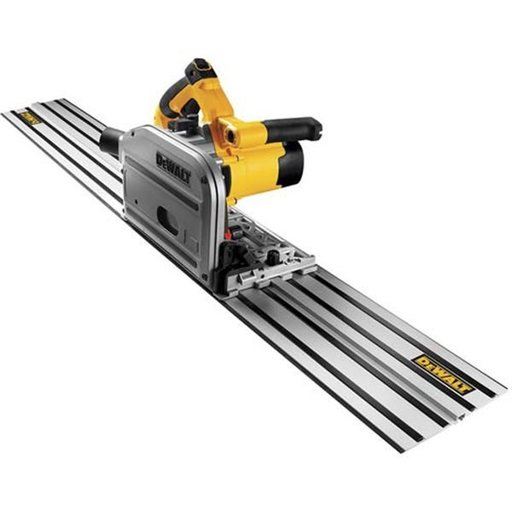 """View a Larger Image of Heavy-Duty 6-1/2"""" Corded TrackSaw Kit with 59"""" Track"""