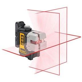 Self Leveling 3 Beam Line Laser, Model DW089K