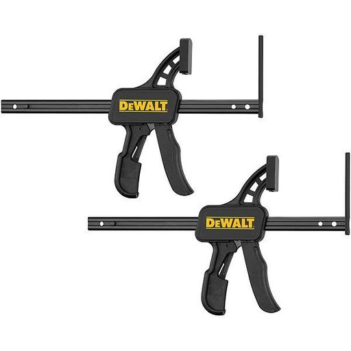 View a Larger Image of TrackSaw Track Clamps