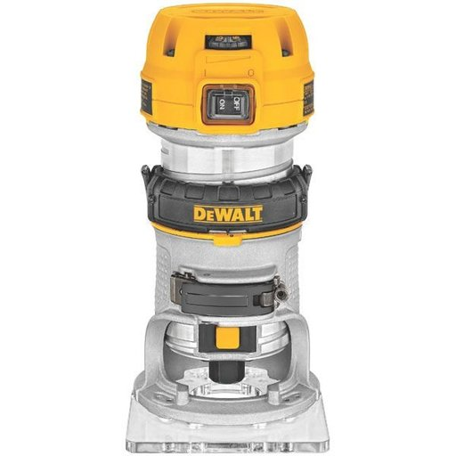 View a Larger Image of 1-1/4 HP Max Torque Variable Speed Compact Router with LED's