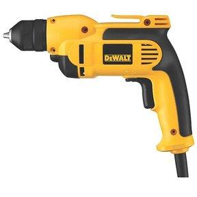 "VSR Pistol Grip Drill with Keyless Chuck, 3/8"", Model DWD112"