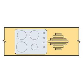 DG/PRO Inner Plate Curved Fan