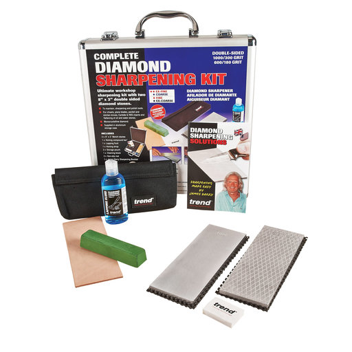 View a Larger Image of Diamond Sharpening Kit Complete
