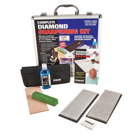 Diamond Sharpening Kit Complete