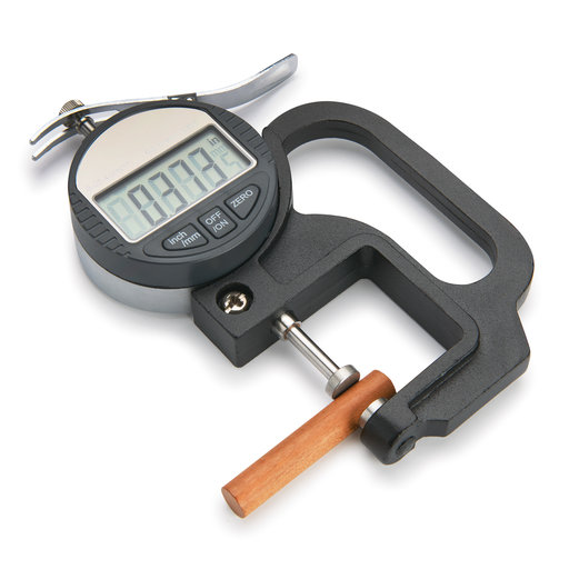 View a Larger Image of Digital Thickness Gauge