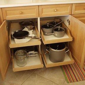 "DIY Pullout Shelf Kit 20"""