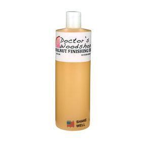Amber Walnut Oil 16 oz