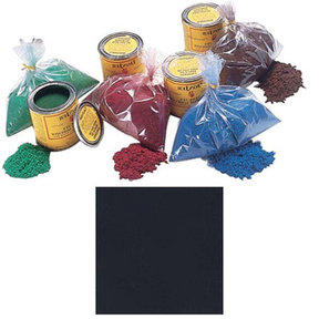 Black Flocking Adhesive 8 oz