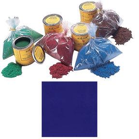 Medium Blue Flocking Adhesive 8 oz