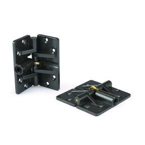 Double Locking Bi-Fold Door Hinge Pair
