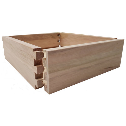 """View a Larger Image of Dovetail Drawer Boxes - 3.125""""h x 19""""w x 21""""d"""