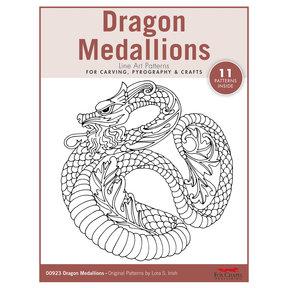 Dragon Medallions Pattern Pack