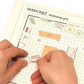 Dream Shop Planner - Downloadable Plan