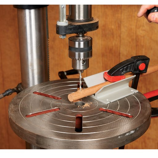 View a Larger Image of Drill Press Table V-Block