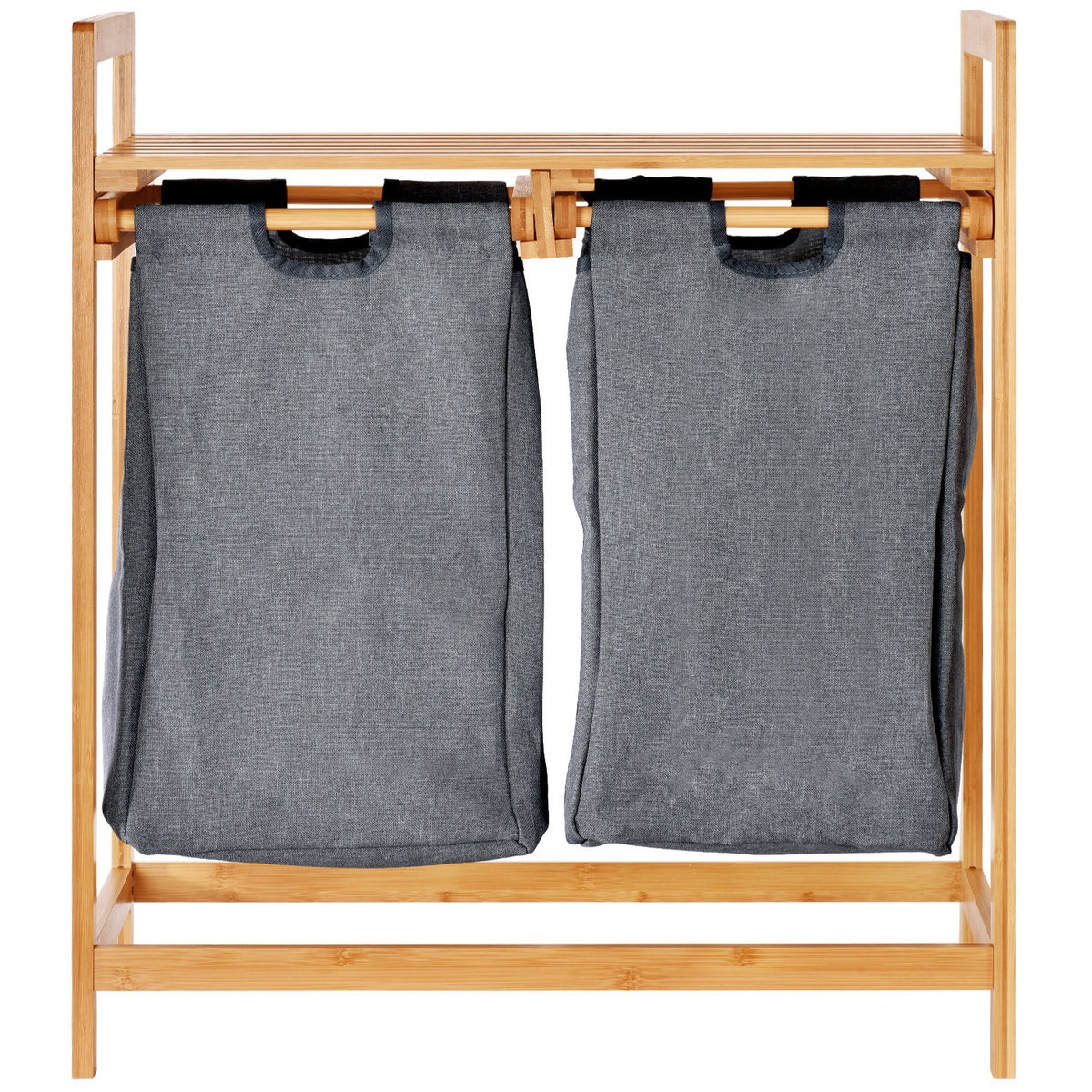 View a Larger Image of Dual Hamper