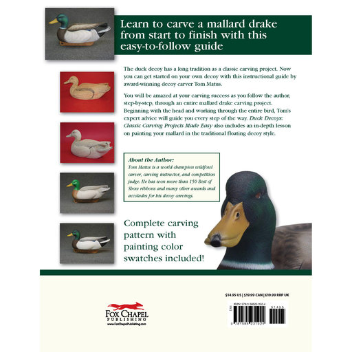 View a Larger Image of Duck Decoys