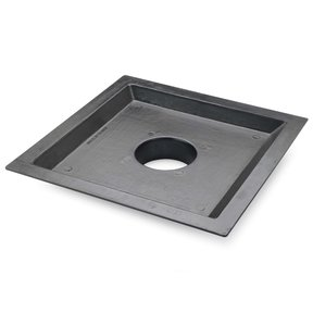 """14"""" x 14"""" Table Saw Plate Fitting"""