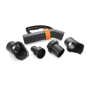 """Dust Connection 2-1/2"""" Bench Nozzle Kit"""