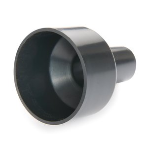 """2-1/2"""" to 1-1/4"""" Adapter Dust Collection Fitting"""