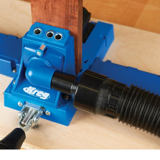 """View a Larger Image of 2-1/2"""" to 1-1/4"""" Adapter Dust Collection Fitting"""