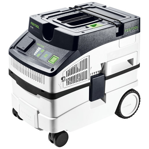View a Larger Image of Dust Extractor CT 15 E HEPA
