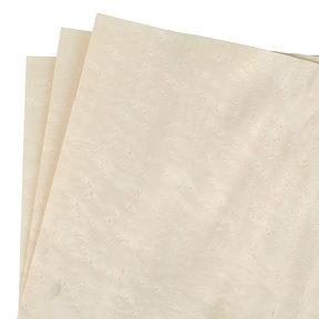 """12"""" x 12"""" 3 pc Pack White Dyed Wood Veneer"""