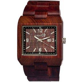 Earth Ew1203 Rhizomes Watch, Red