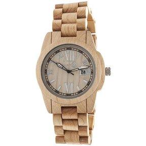 Earth Ew1501 Heartwood Watch, Khaki/Tan